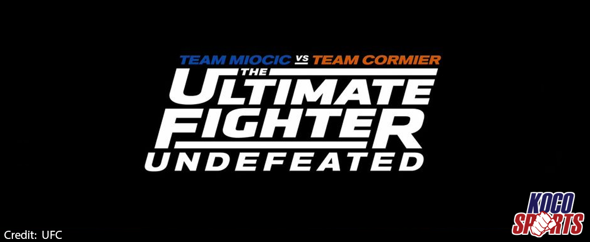 Video: The Ultimate Fighter – 25/04/18 – (Full Show)