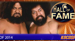 Anoa'i Family inducted into the Kocosports Combat Sports Hall of Fame