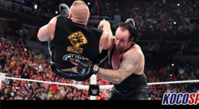WWE Monday Night Raw results – 08/17/15 – (Undertaker crashes Brock Lesnar's homecoming