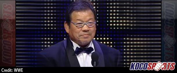 Tatsumi Fujinami signs a Legends Contract with WWE; Japanese star will become an official ambassador for the company