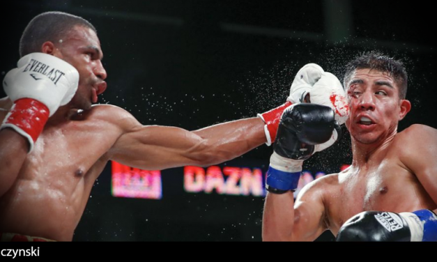 Jessie Vargas and Thomas Dulorme fight to a draw in WBC silver welterweight match