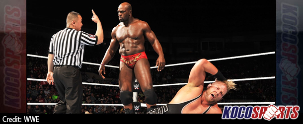 Video: WWE Main Event Coverage – 01/06/15 – (Jack Swagger vs. Titus O'Neil)