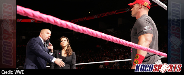 Video: WWE Monday Night Raw Coverage – 10/27/14 – (The Authority confronted John Cena)