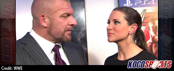Video: WWE Monday Night Raw Coverage – 11/10/14 – (Triple H and Stephanie discuss what awaits at Survivor Series)