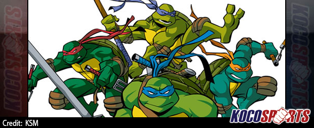 Combat Sports Arcade: Ninja Turtle Double Dragons – (Flash Game)