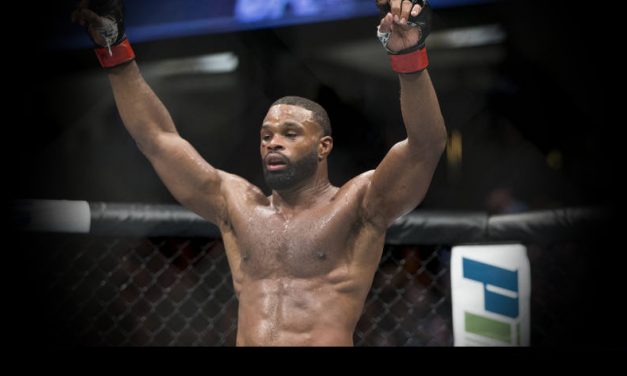 """Tyron Woodley: """"Colby Covington used to be my warmup guy, I paid $500 a week to beat him up"""""""