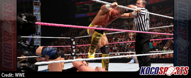 Video: WWE Main Event coverage – 10/07/14 – (Jack Swagger vs. Tyson Kidd)