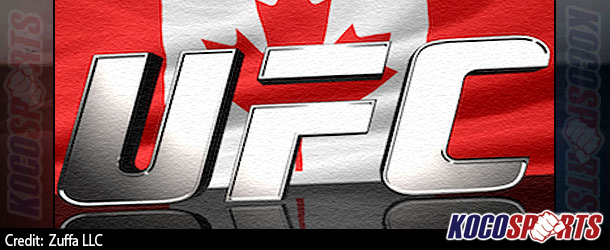 TSN, RDS and Fight Network officially named the new Canadian home of the UFC