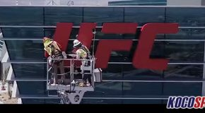 Video: Dana White and Forrest Griffin give a tour of the brand new UFC headquarters in Las Vegas