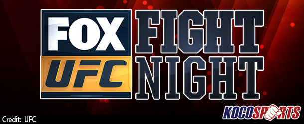 Video: FOX UFC Fight Night 24 – 04/15/17 – (Full Show)