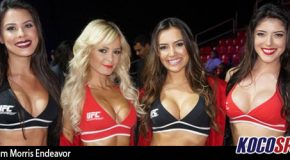 "UFC seaking women to take part in new ""Octagon Girls"" reality show set to premiere on Pop TV"