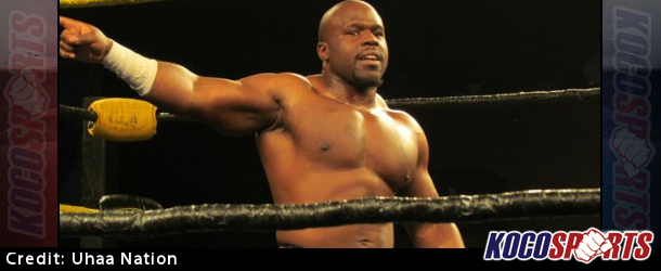 Uhaa Nation and ten other new WWE performers have begun their training