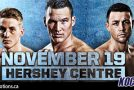 "United Promotions reveals promo for their ""Fight Night Live!"" event on November 19th, produced by Kocosports"