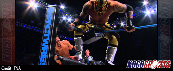 Video: TNA Impact Wrestling Coverage – 11/19/14 – (Manik vs. Low Ki vs. Tigre Uno)