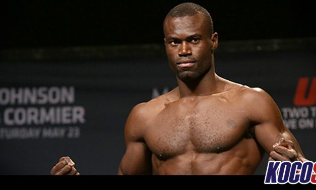 Association of Boxing Commissions may force Uriah Hall to fight at Light Heavyweight
