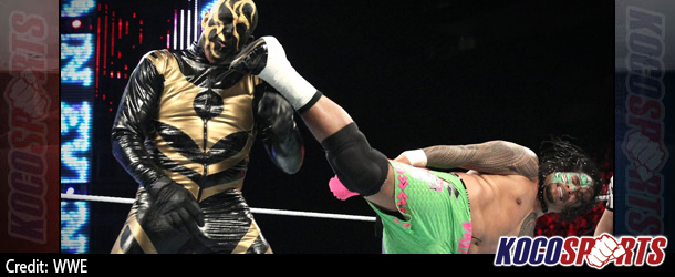 Video: WWE Main Event Coverage – 11/18/14 – (The Usos vs. Gold & Stardust)