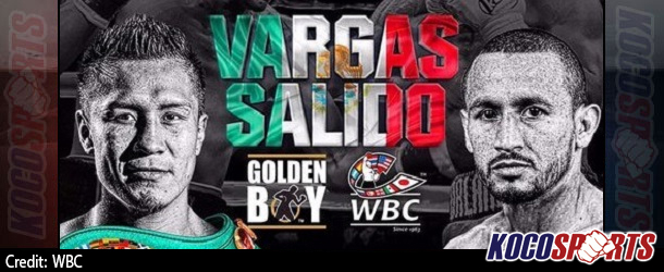 Francisco Vargas set to face Orlando Salido for WBC super featherweight title this Saturday on HBO