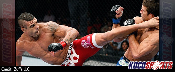 Mainstream Media reports suggest UFC attempted to cover up the details of Vitor Belfort's drug test results