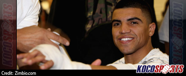 Victor Ortiz arrested following physical altercation at a Kenny Chesney concert