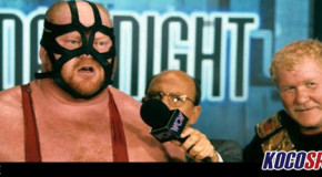 Big Van Vader diagnosed with congestive heart failure; doctors advise wrestling legend he has two years left to live
