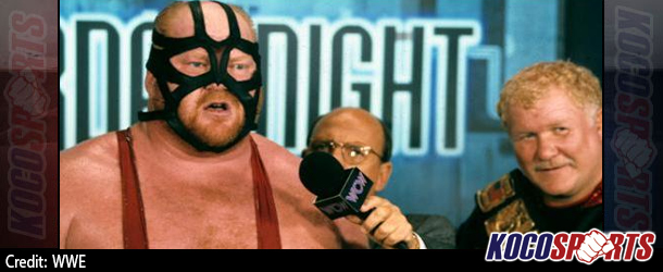 Big Van Vader reportedly offered MMA fight contract; promoters betting former WCW champ could draw fans to MMA