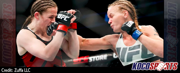 UFC fighter, Valentina Shevchenko, caught in middle of robbery shootout in Peru