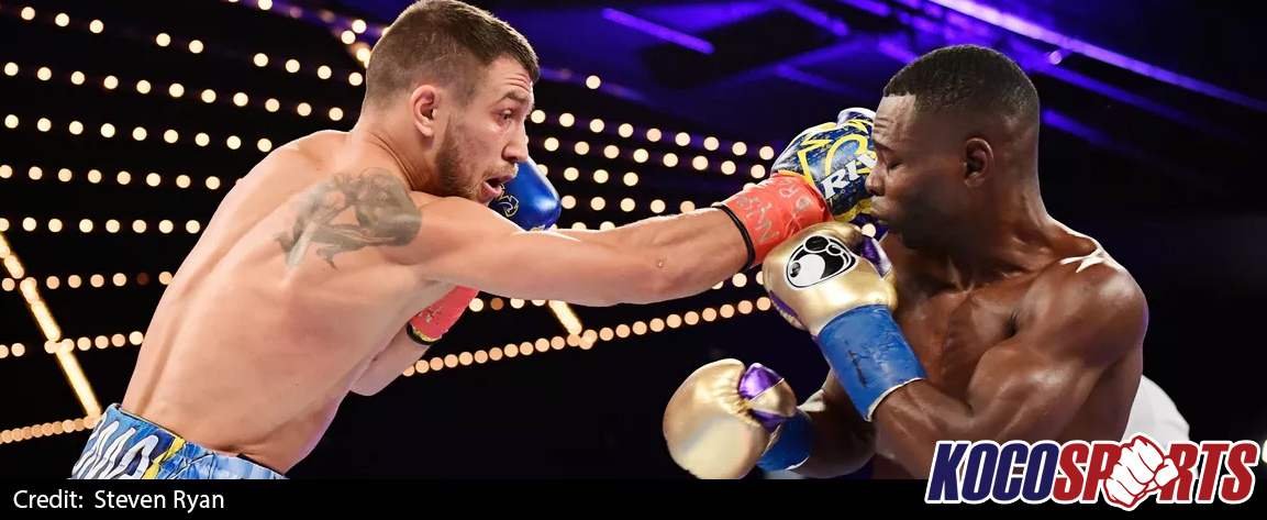 Vasyl Lomachenko retains title after Guillermo Rigondeaux quits in the 6th round