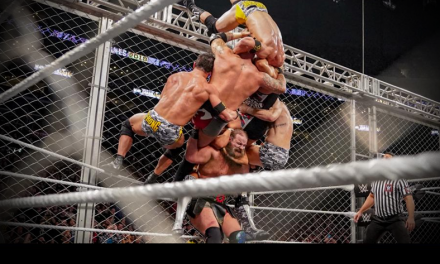 NXT TakeOver – WarGames II results – 11/17/18 – (WarGames Match brings all-out carnage!)