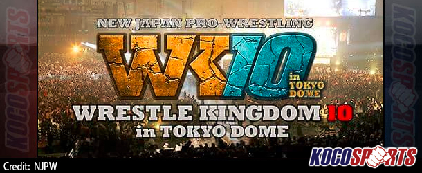 Video: NJPW Wrestle Kingdom 10 – 01/04/16 – (Full Show)