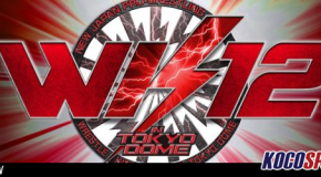 AXS TV to air three hour NJPW Wrestle Kingdom 12 Special on January 6th