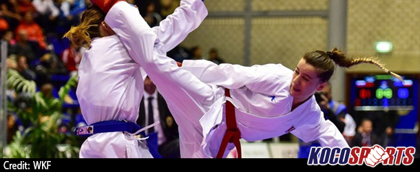 WKF expecting Karate1 Premier League event in Rotterdam to break participation records