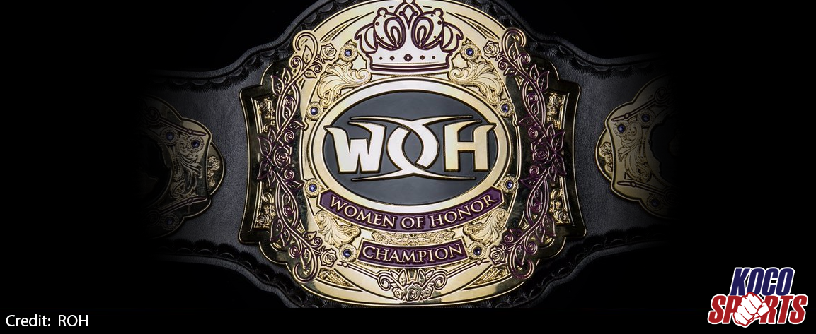 Women of Honor title bout made official for ROH Final Battle; updated PPV card