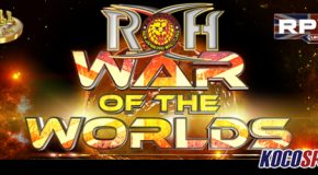 Video: ROH War of the Worlds – UK – Liverpool – 08/19/17 – (Full Show)