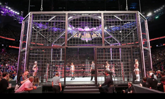 WWE Elimination Chamber results – 02/25/18 – (Reigns triumphs and will face Lesnar at WrestleMania)