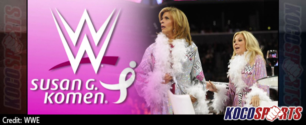 """It's a great PR exercise for WWE, but what exactly does Susan G. Komen do """"for the Cure""""?"""