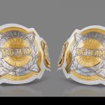 WWE Women's tag team titles revealed; match announced for Elimination Chamber