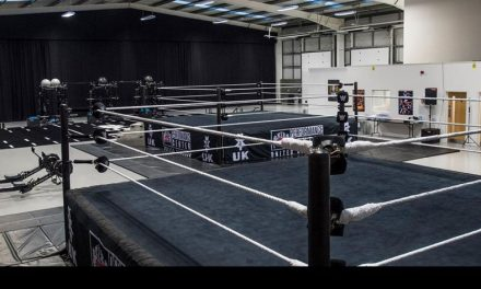 Video: WWE officially opens UK Performance Center in London, England