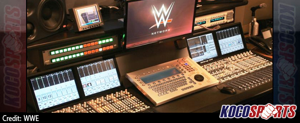 WWE spares no expense with state of the art upgrades to it's production facilities
