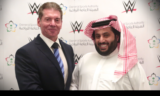 WWE returning to Saudi Arabia in November; major event to be held in capital city of Riyahd