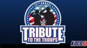 Video: WWE Tribute to the Troops – 12/14/17 – (Full Show)