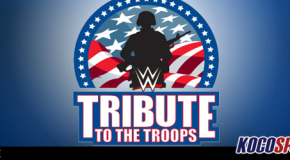 "Podcast: Kocosports – ""WWE Tribute to the Troops"" Review – 12/15/14 – (Thanking America's Bravest)"