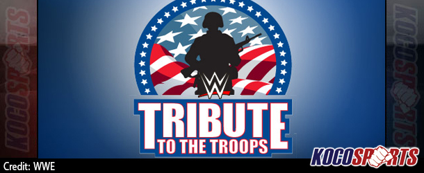 """Podcast: Kocosports – """"WWE Tribute to the Troops"""" Review – 12/15/14 – (Thanking America's Bravest)"""