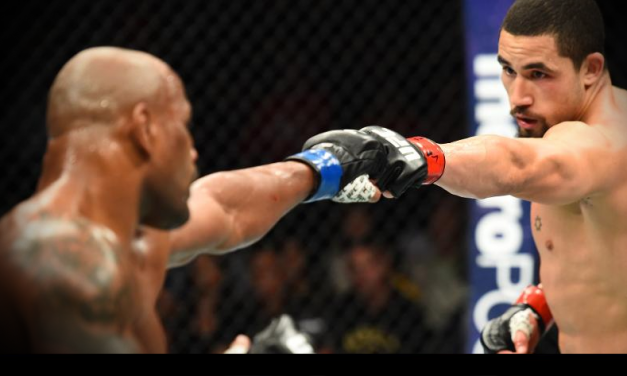 UFC 225 results – 06/09/18 – (Whittaker beats Romero in epic rematch; Punk falters in 2nd loss)