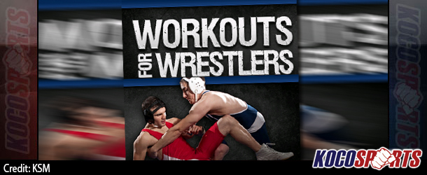 "Ebook: Workouts for Wrestlers – ""Turbo-Charge Your Wrestling Skills in ONLY 28 Days"""