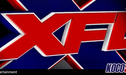 WWE production team working on XFL promotional material for a potential 2020 launch