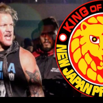 "Chris Jericho: ""NJPW as a company, is basically breathing down the neck of WWE!"""