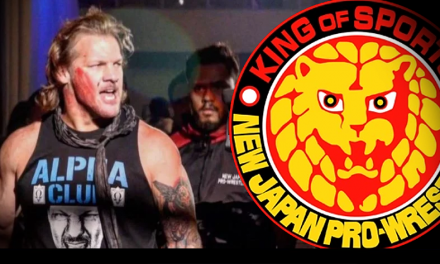 """Chris Jericho: """"NJPW as a company, is basically breathing down the neck of WWE!"""""""