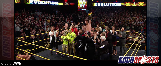 Podcast: Rasslin' Rantin' – 12/15/14 – (Does NXT [R]Evolution mean WWE might get better?)
