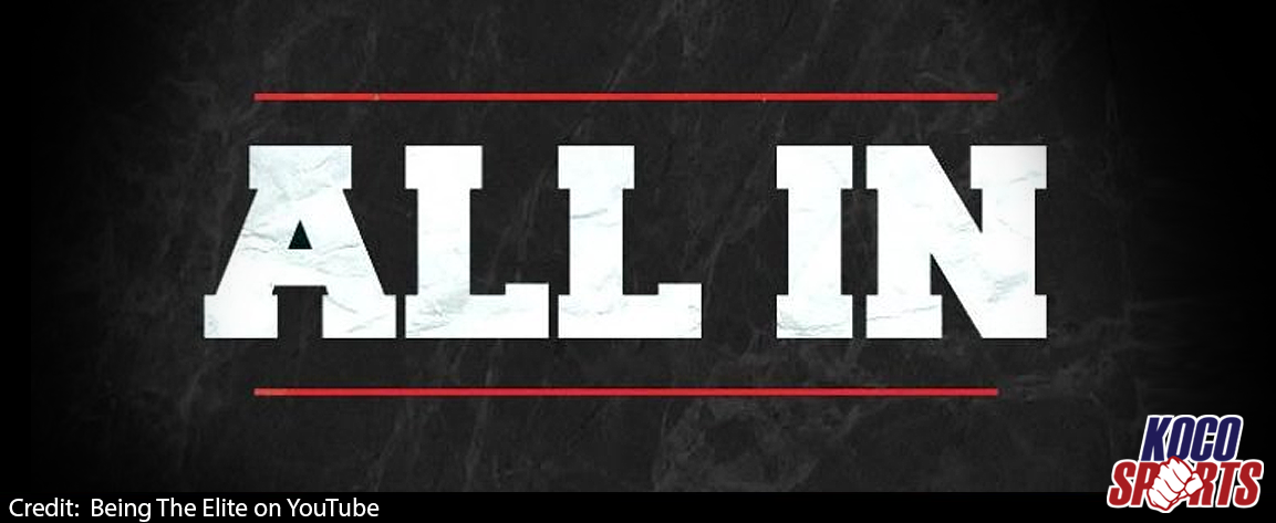 "Tickets for The Young Bucks & Cody Rhodes self-promoted ""All In"" show sell out in under an hour"