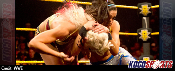 "Podcast: Koco's Corner– ""WWE NXT"" review – 11/18/15 – (Bayley vs. Bliss)"